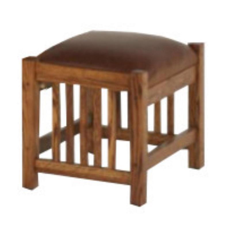 Borkholder 13 2306std Bungalow Morris Ottoman Discount Furniture At Hickory Park Furniture Galleries