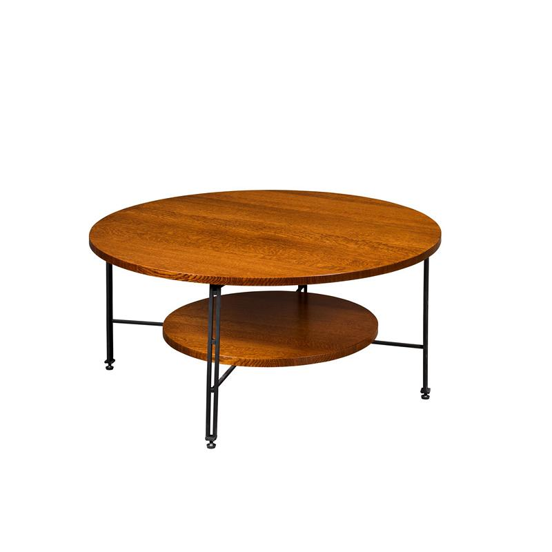 Borkholder 36 2502xxx York Round Coffee Table Discount Furniture At Hickory Park Furniture Galleries