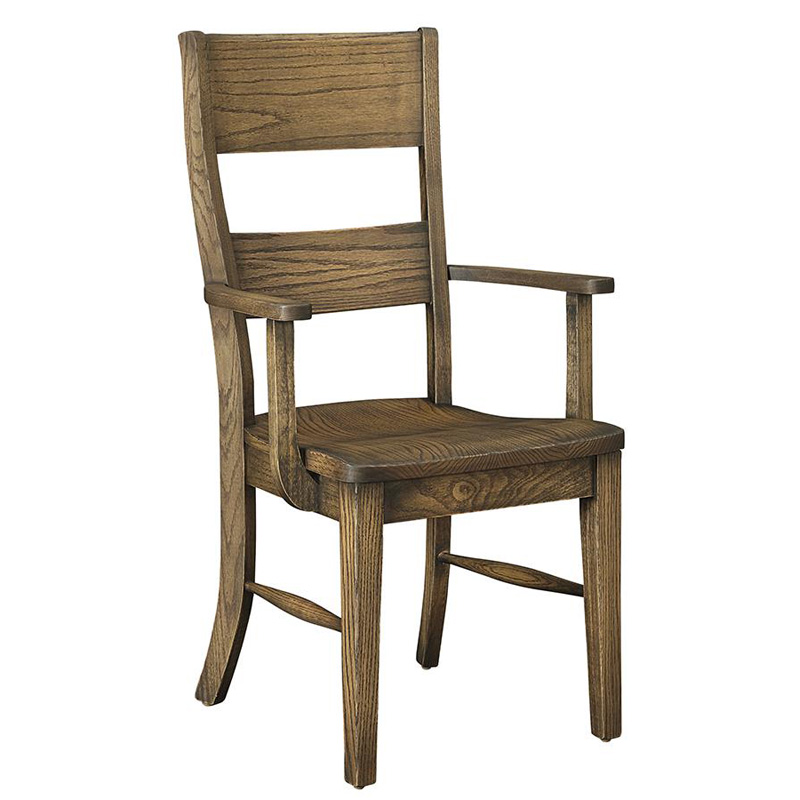 Borkholder 52 9066acx local harvest arm chair discount for Cheap local furniture
