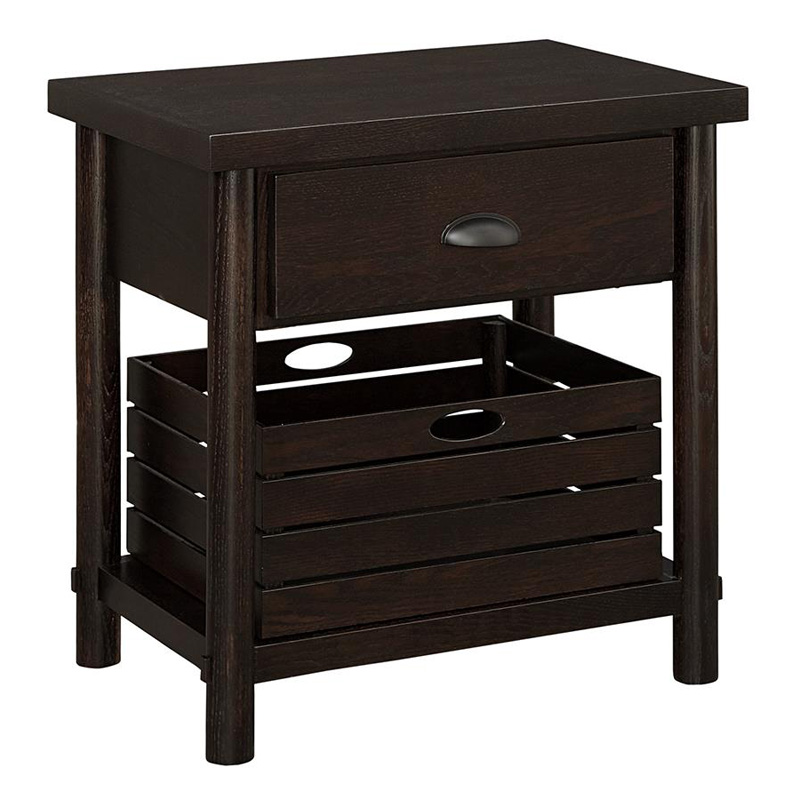 Furniture Stores Local: Borkholder 52-2502XXX Local Harvest Chairside Table