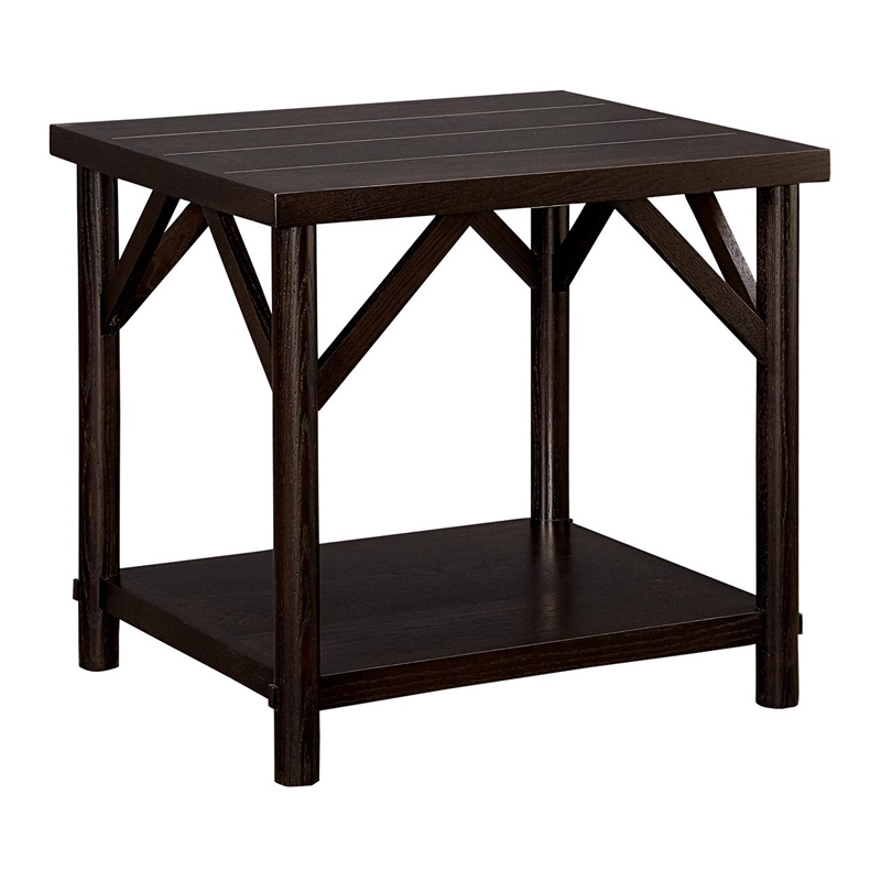 Borkholder 52 2501xxx local harvest end table discount for Table 52 parking