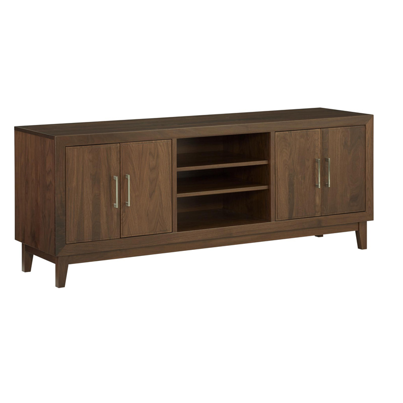 Borkholder 48 2604xxx Aero Media Credenza Discount Furniture At Hickory Park Furniture Galleries