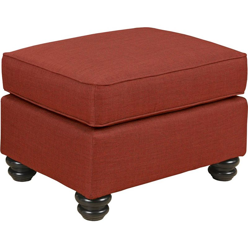 Broyhill 3746 5 Parker Ottoman Discount Furniture At Hickory Park Furniture Galleries