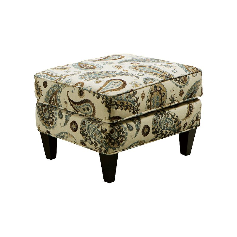 Broyhill 9055 5 Personalities Graham Ottoman Discount Furniture At Hickory Park Furniture Galleries