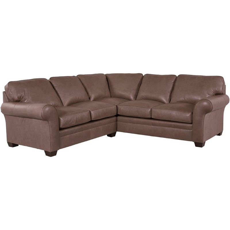 Broyhill sectional sofas for Broyhill chaise lounge