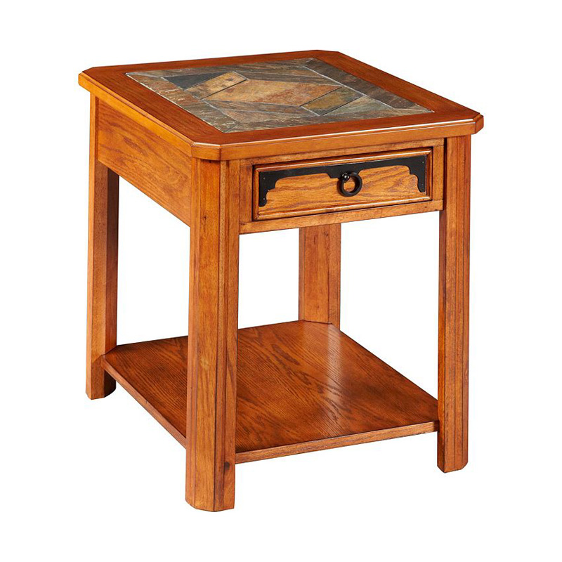 Broyhill 3264 002 Quail Valley Drawer End Table Discount
