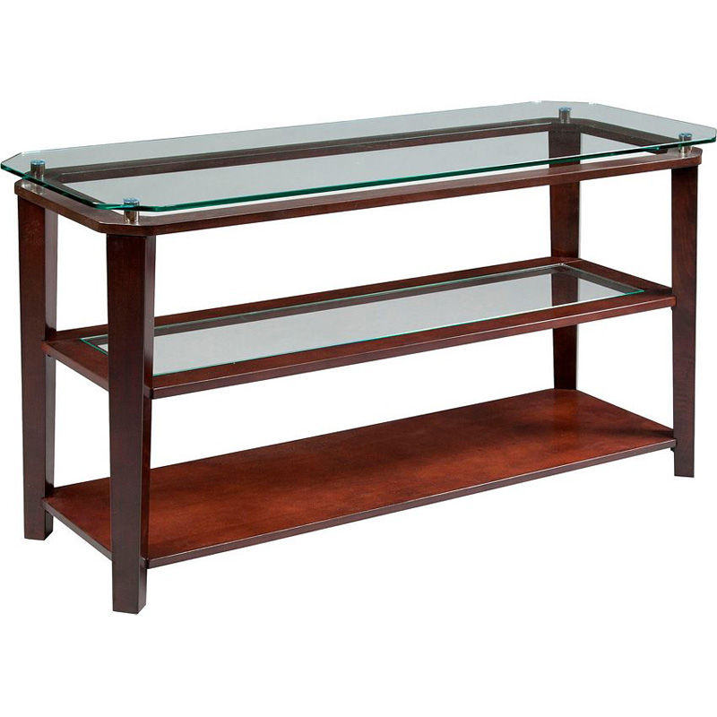 Broyhill 3431 009 ellerbe sofa table discount furniture at for Sofa table cheap