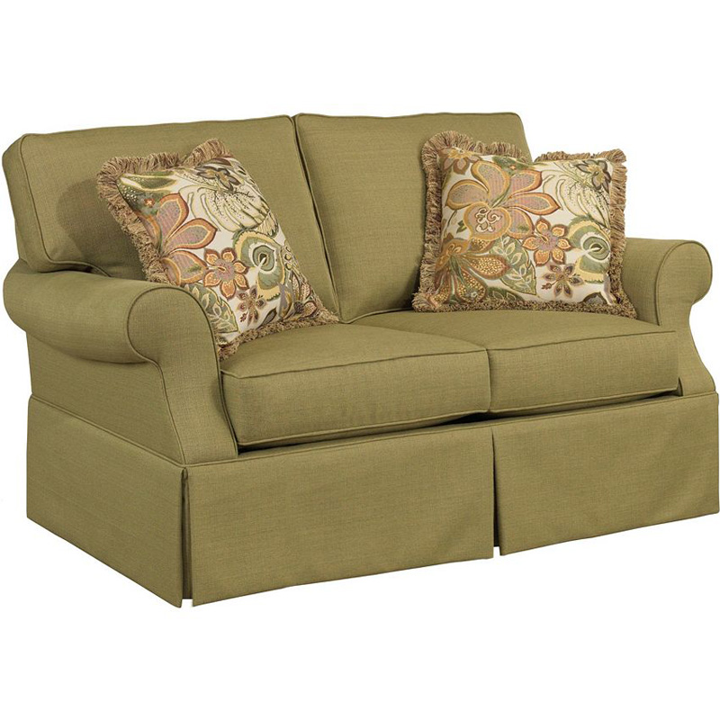Broyhill 3734 1 Emma Loveseat Discount Furniture At Hickory Park Furniture Galleries