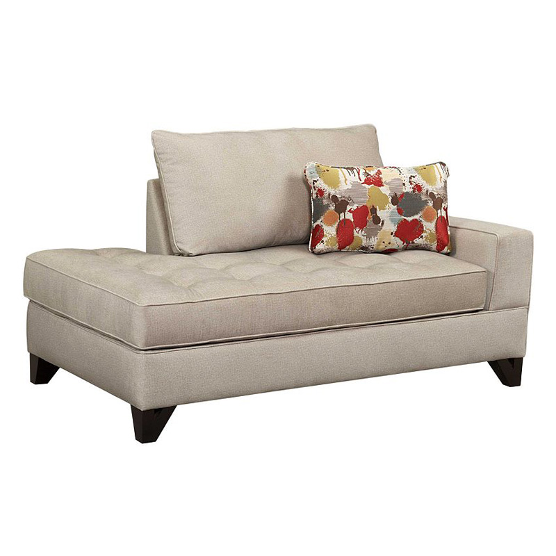 Broyhill 3770 8 atlas chaise right arm facing discount for Broyhill chaise lounge cushions