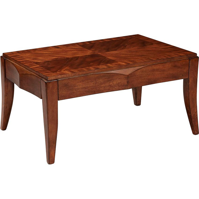 Broyhill 4503 011 Frequency Rectangular Cocktail Table Discount Furniture At Hickory Park