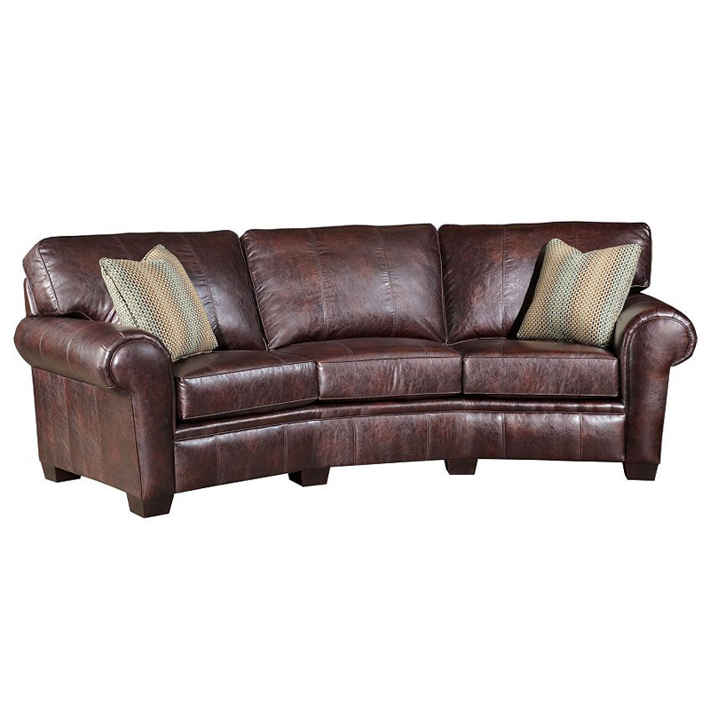 Broyhill 5301 3 Larkin Conversation Sofa Discount Furniture At Hickory Park Furniture Galleries