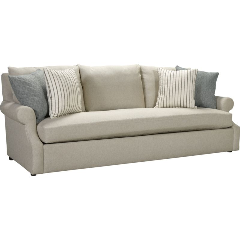 Broyhill 4216 300 Willa Sofa Discount Furniture At Hickory