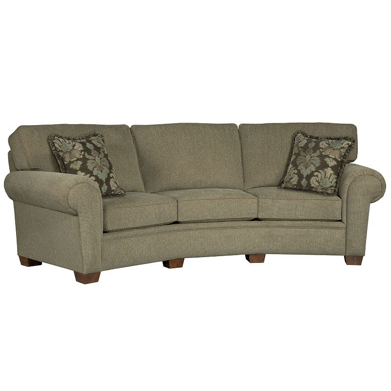 Broyhill 5300 3 Miller Conversation Sofa Discount Furniture At Hickory Park Furniture Galleries