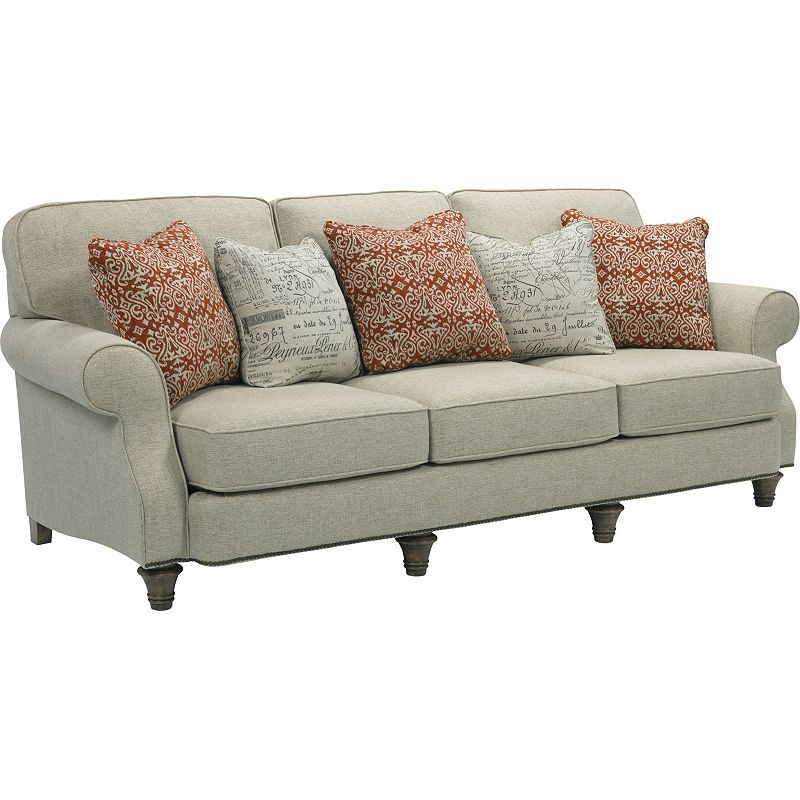 Broyhill 3666-3 Whitfield Sofa Discount Furniture At