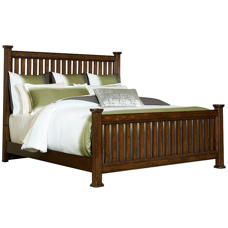 Broyhill 4364 465 Estes Park Poster Bed Discount Furniture