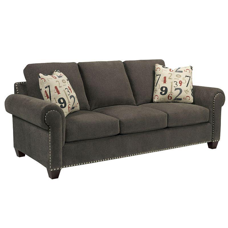 Broyhill 3652 3 Rowan Sofa Discount Furniture At Hickory