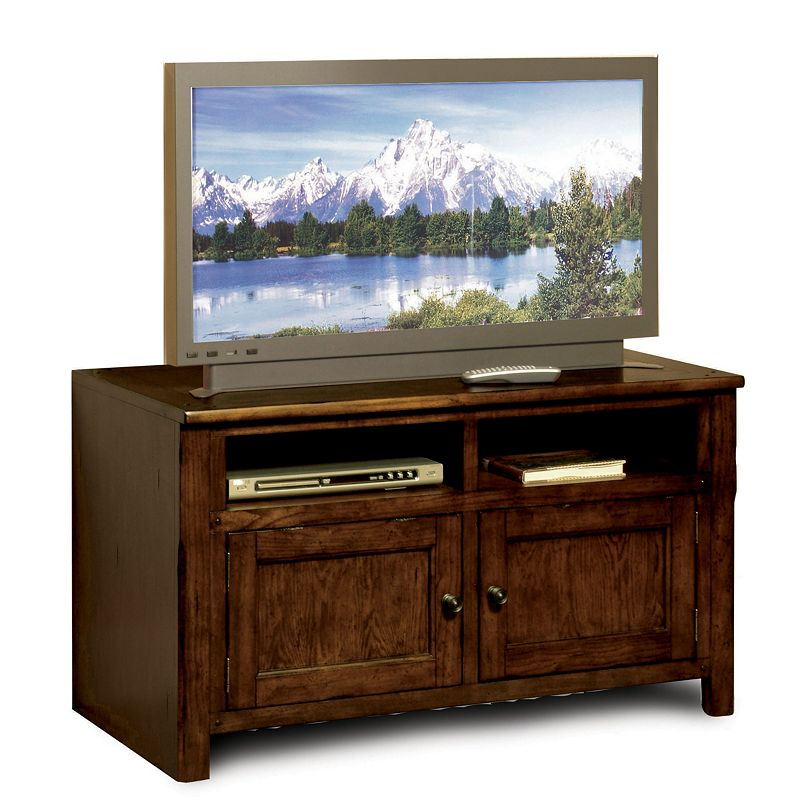 Broyhill 2003 030 Grand Junction Open Media Stand Discount Furniture At Hickory Park Furniture