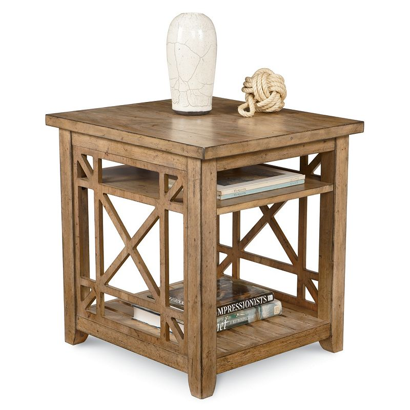 Broyhill 2008 007 frasier end table discount furniture at for Frasier coffee table