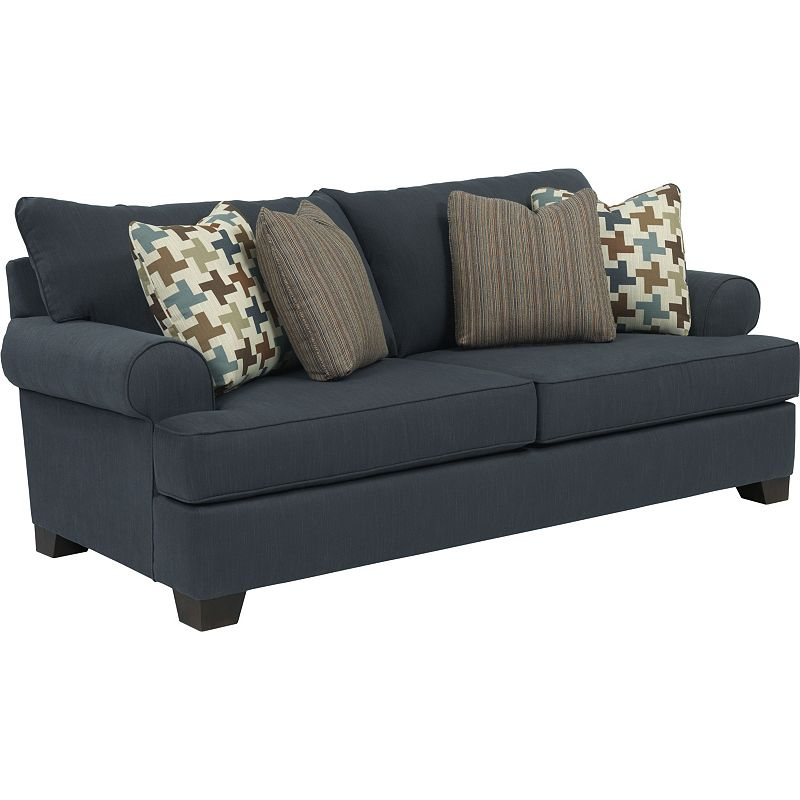 Broyhill 4240 3 Serenity Sofa Discount Furniture At Hickory Park Furniture Galleries