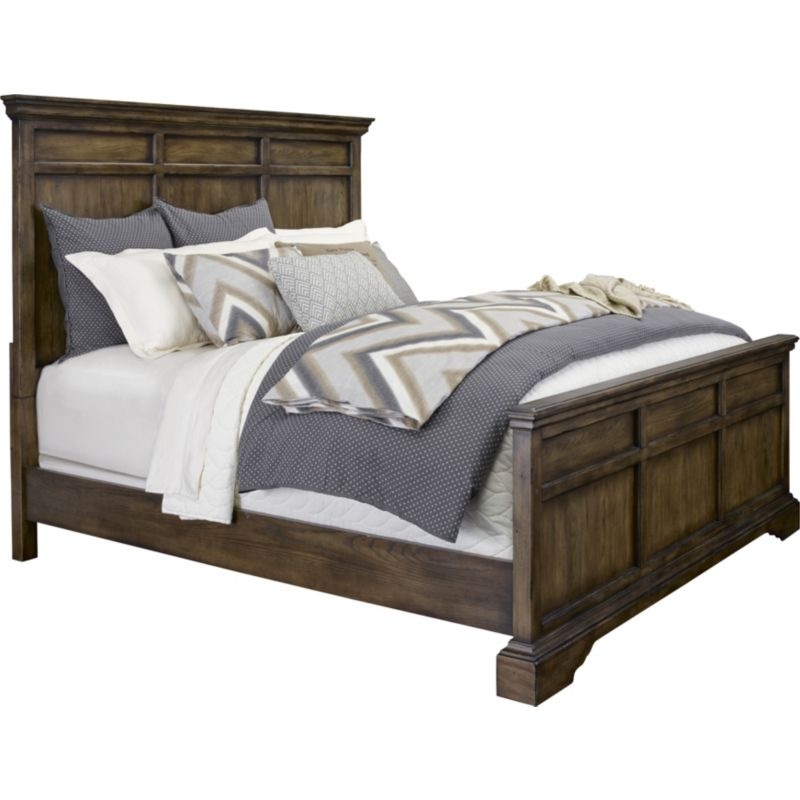 Broyhill 4850 258 Pike Place King Panel Bed Discount