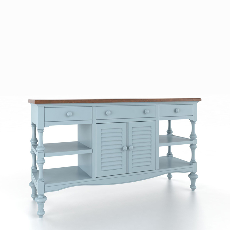 Canadel Buf6839nh Canadel Buffet Discount Furniture At