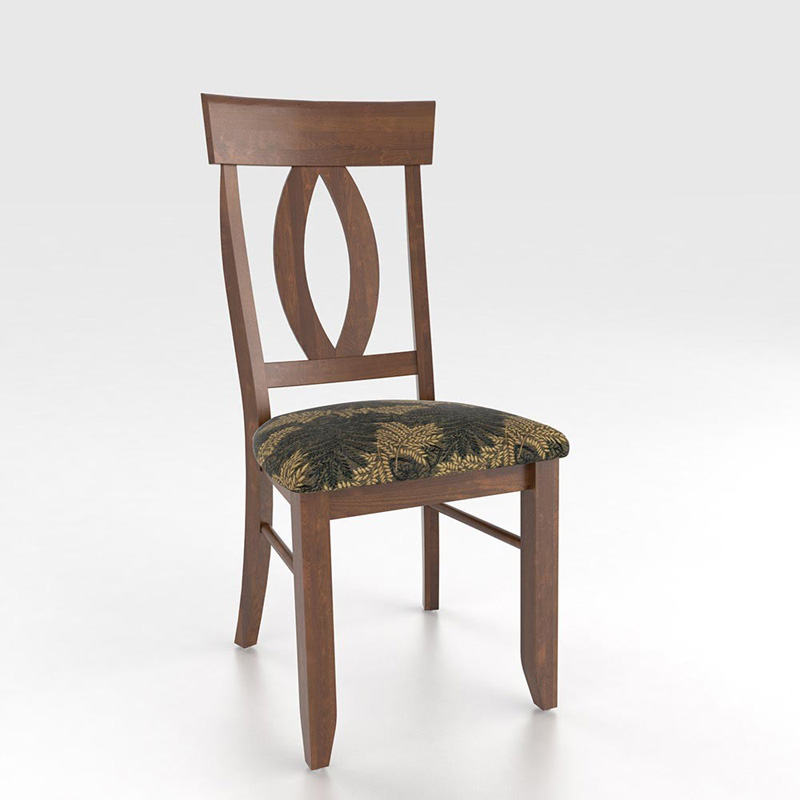 Canadel Cha01004r Canadel Sidechair Discount Furniture At
