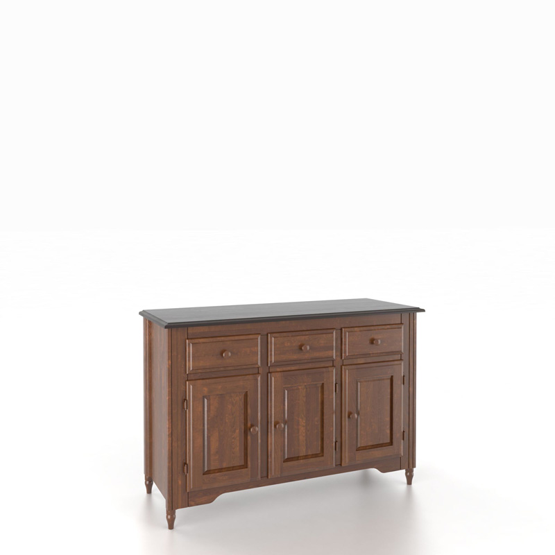 Canadel Buf4800oo Custom Dining Classic Contemporary