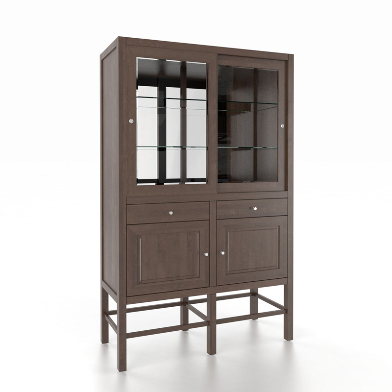 Canadel Buf4876hk High Style Classic Contemporary