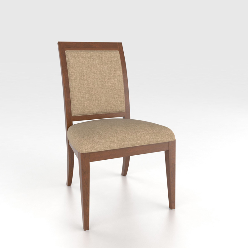 Canadel Cha5010ud Custom Dining Contemporary Sidechair