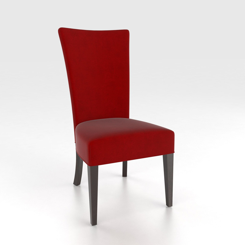 Canadel Cha5013tc High Style Contemporary Sidechair