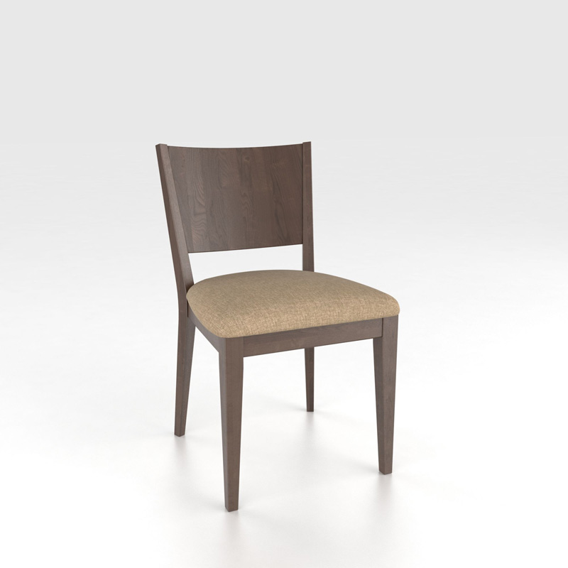 Canadel CHA5032UD Custom Dining Contemporary Sidechair