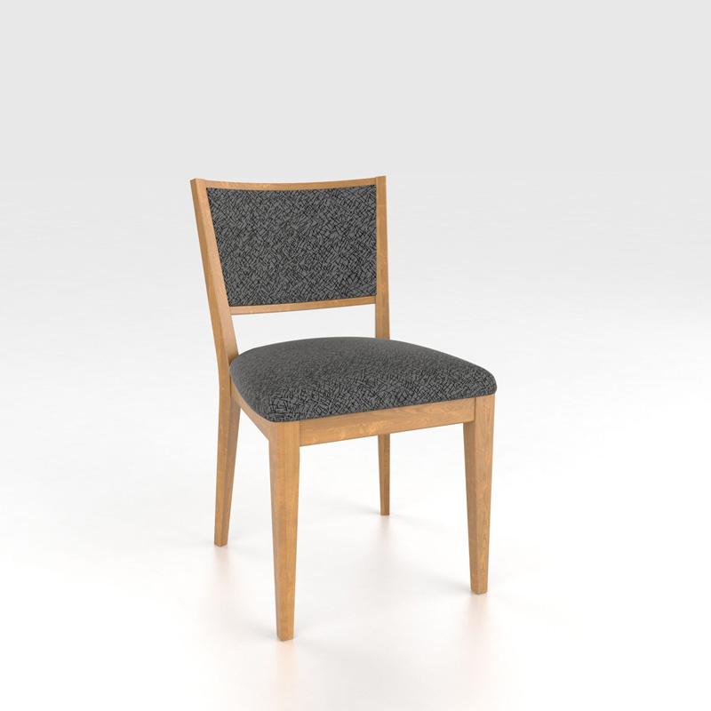 Canadel Cha5033cd Custom Dining Contemporary Sidechair