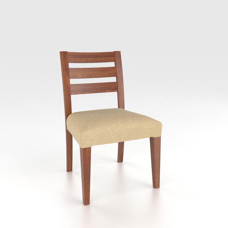 Canadel Cha5039eu Custom Dining Transitional Sidechair