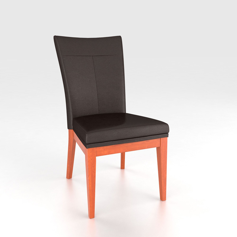 Canadel Cha5014zc High Style Contemporary Sidechair