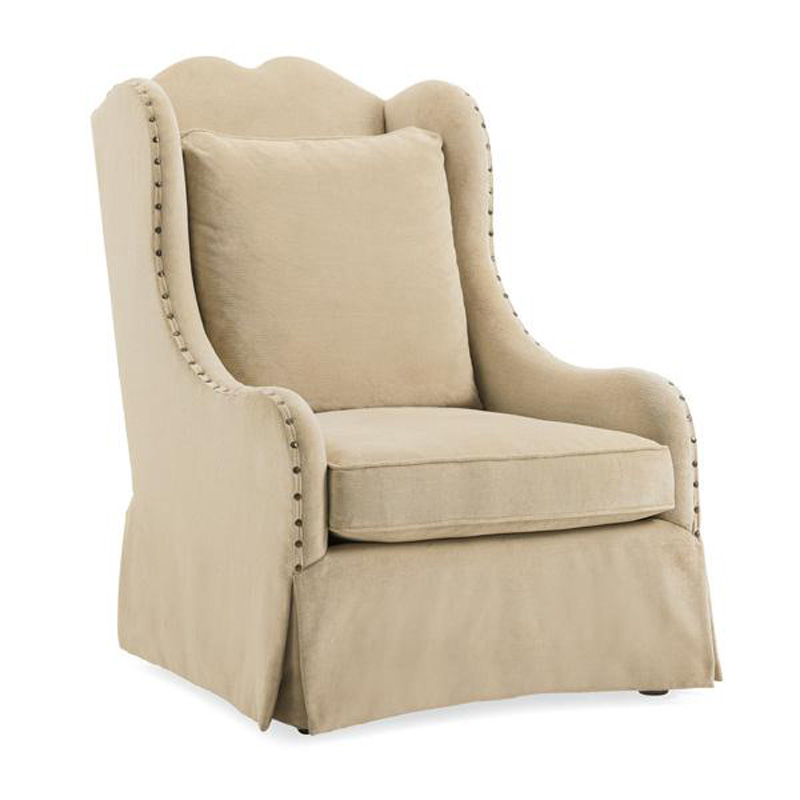 Caracole Uph Chalou 31A Caracole Upholstery Comfy Cozy Chair Discount Furnitu