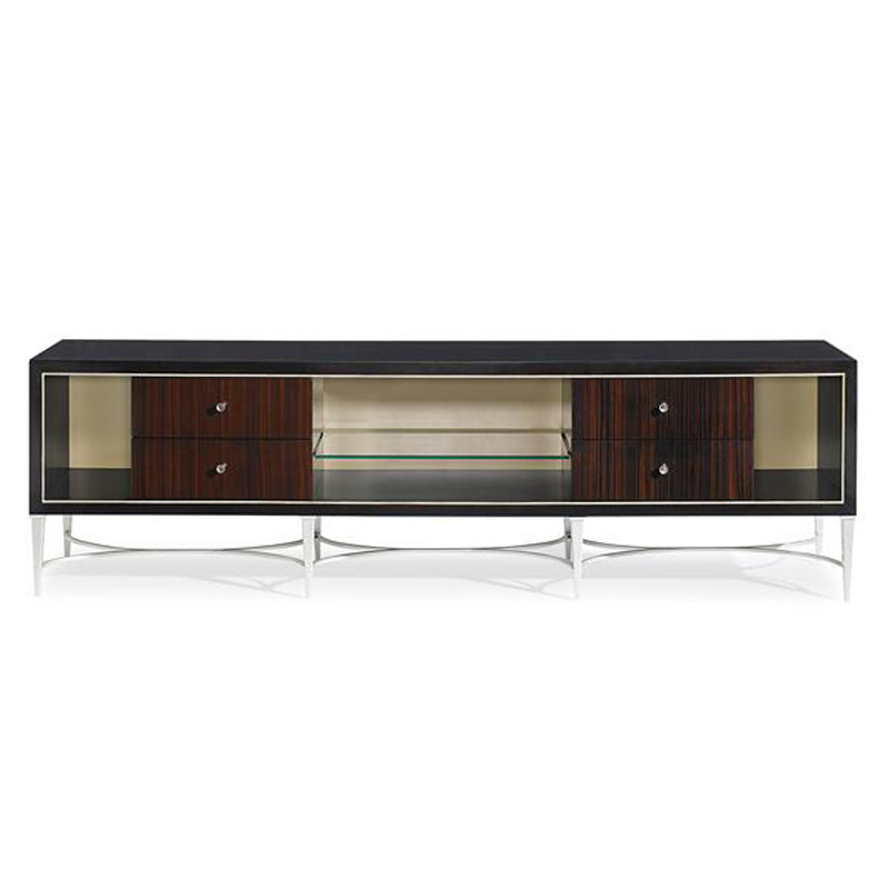 Caracole con closto 004 classic contemporary mixed media for Classic contemporary furniture