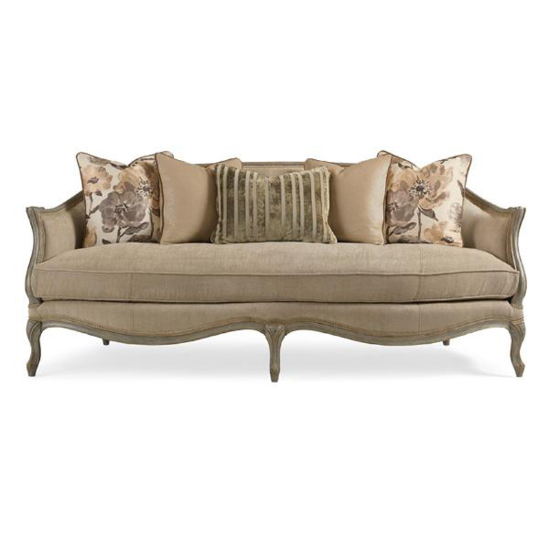 Caracole uph sofwoo 33a caracole upholstery le canape sofa for Canape furniture