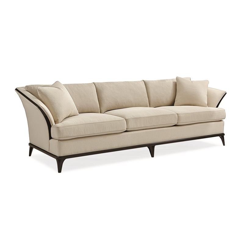 Caracole uph 015 114 a caracole classic a simple life sofa for Classic concepts furniture california