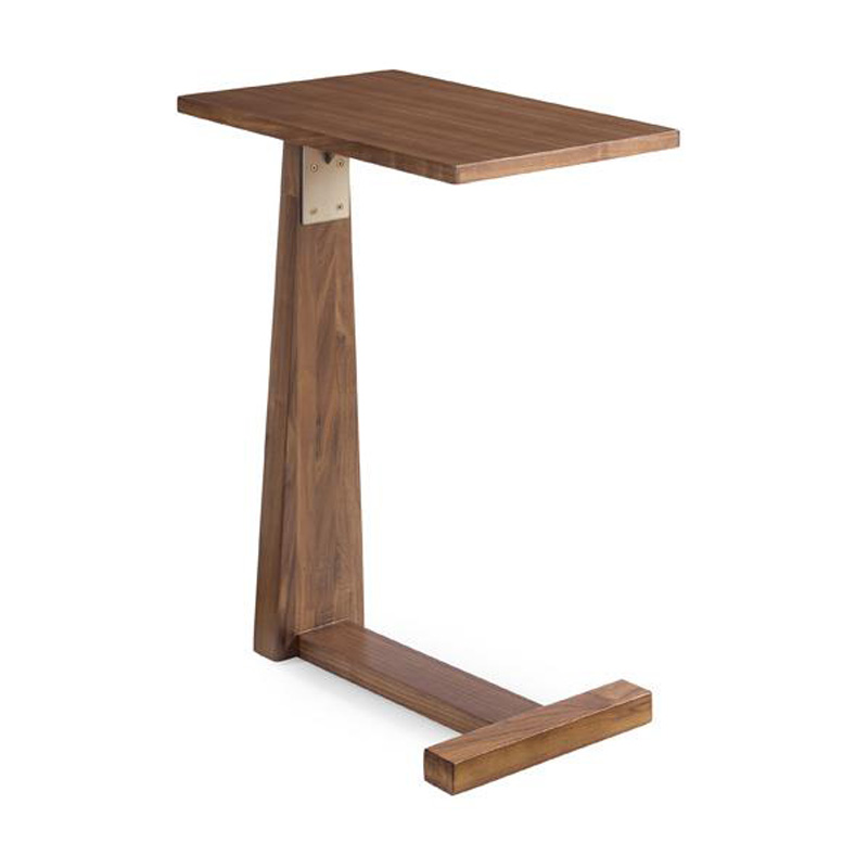 Caracole Crf Acctab 002 Modern Craftsman Accent Table Work
