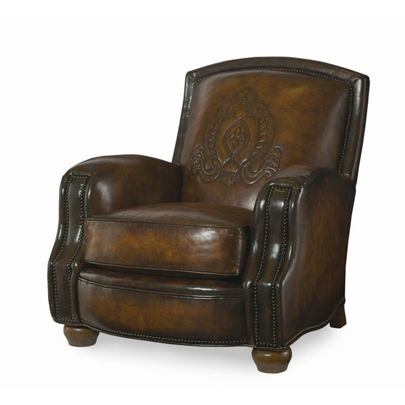 Century lr 18238 v1 century leather baxter chair discount for Lr furniture