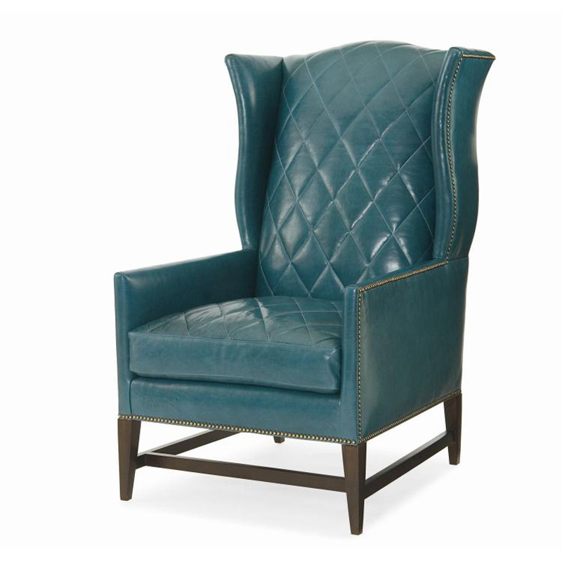 Century lr 18243 century leather provo chair discount for Lr furniture