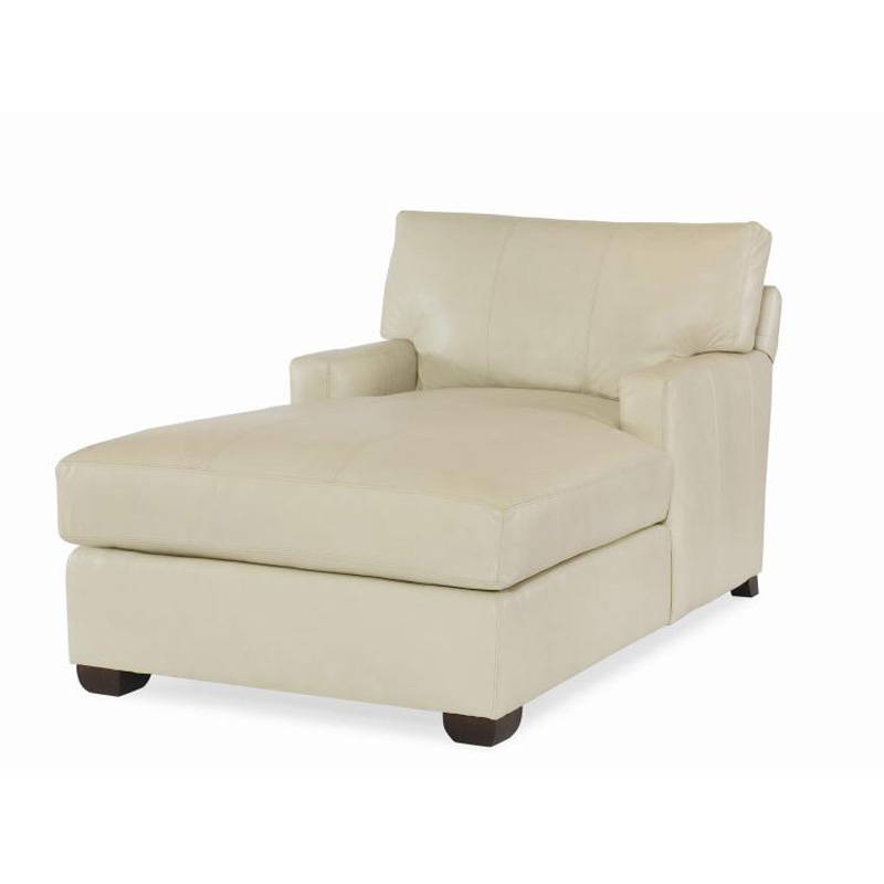 Century lr 7600 5 century leather leatherstone chaise for Lr furniture