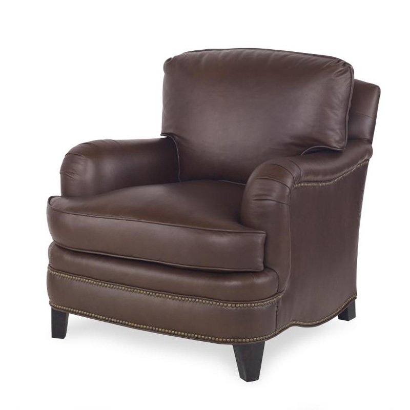 Century lr 18270 century leather yates chair discount for Lr furniture