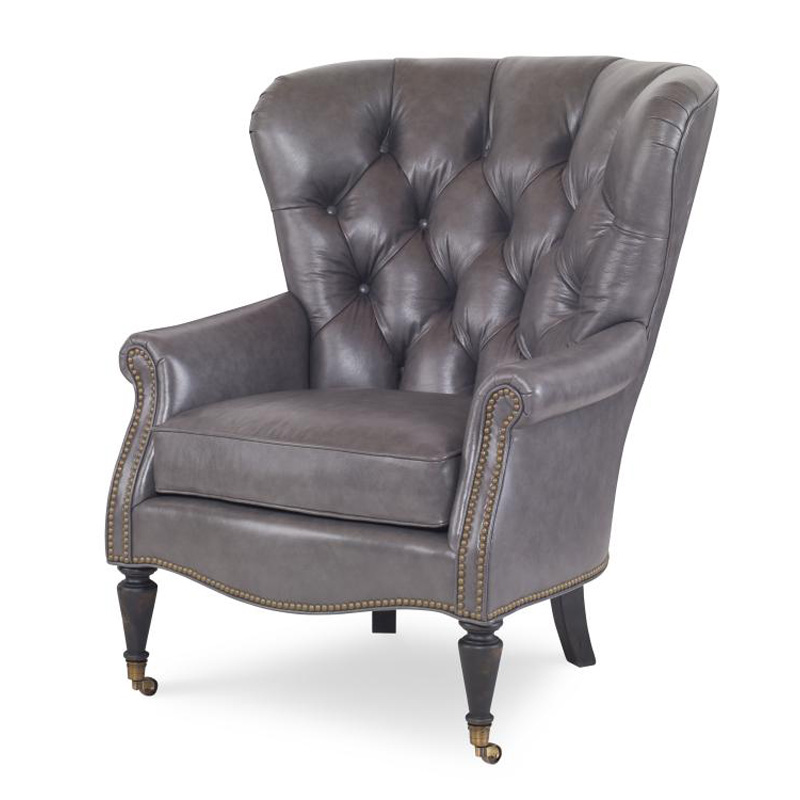Century lr 18271 century leather texas chair discount for Lr furniture