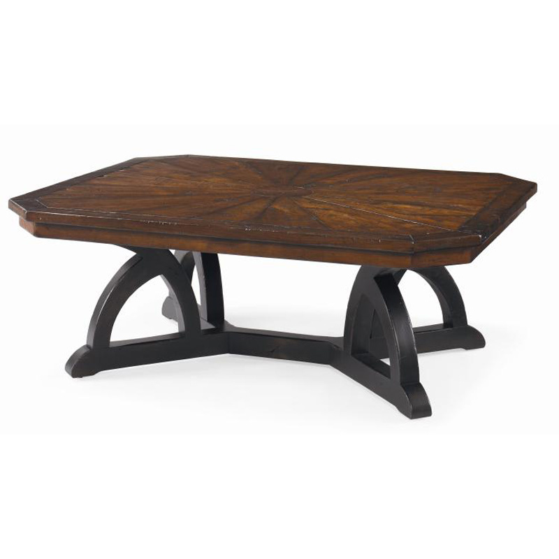 Century t2h 603 bob timberlake small deep river coffee for Coffee tables bobs furniture