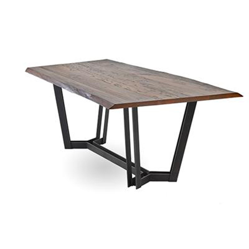 Charleston forge t734 sutton rectangular dining table for Charleston forge furniture