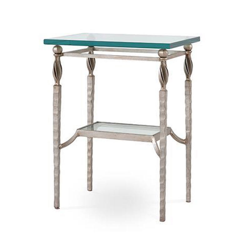 Charleston forge t874 winston drink table discount for Charleston forge furniture