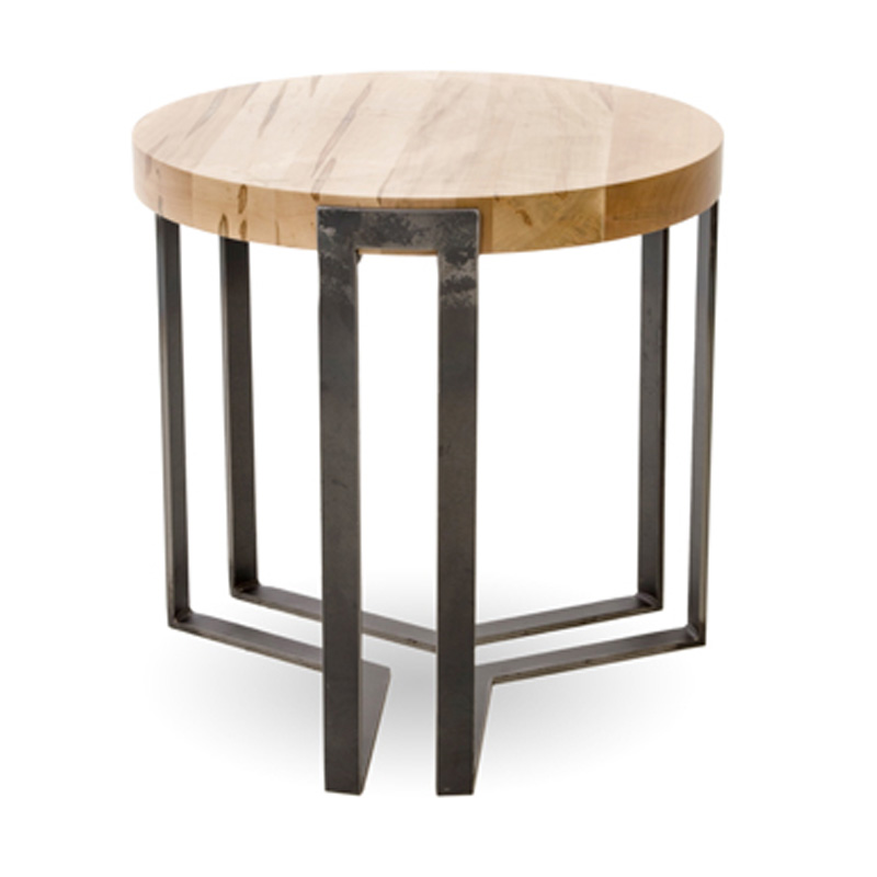 Charleston forge 6115 watson round end table discount for Charleston forge furniture