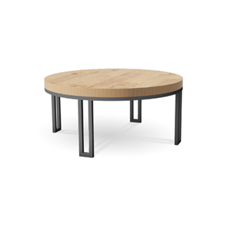 Charleston forge 6140 davidson round cocktail table for Charleston forge furniture