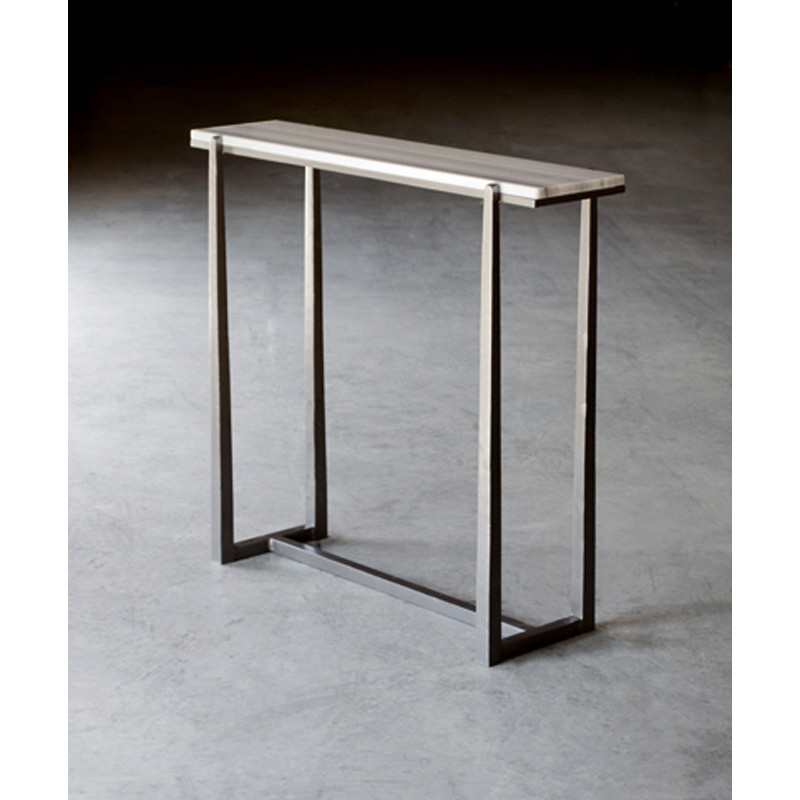 Charleston forge 6135 cooper 34 inch console discount for 70 inch console table